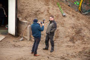 Johan ten Elsen voor diepte interview